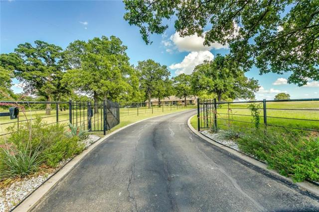 600 Spring Creek Road, Weatherford, TX 76087 (MLS #13862299) :: Magnolia Realty
