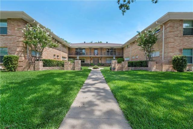 6127 Bandera Avenue 6127D, Dallas, TX 75225 (MLS #13862492) :: Baldree Home Team