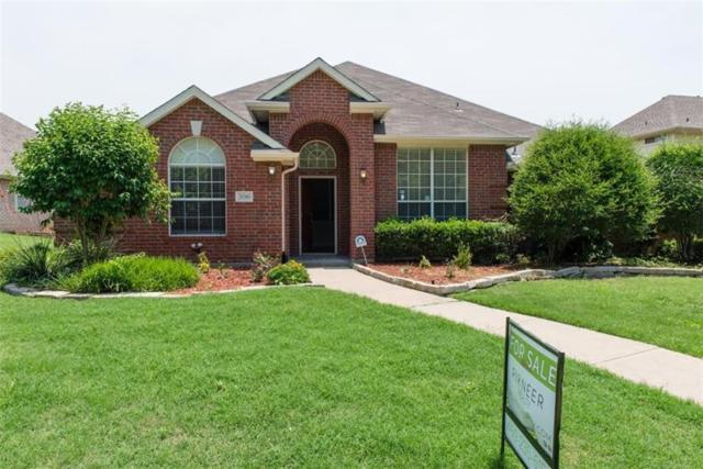 3016 Timber Brook Drive, Plano, TX 75074 (MLS #13862573) :: Frankie Arthur Real Estate