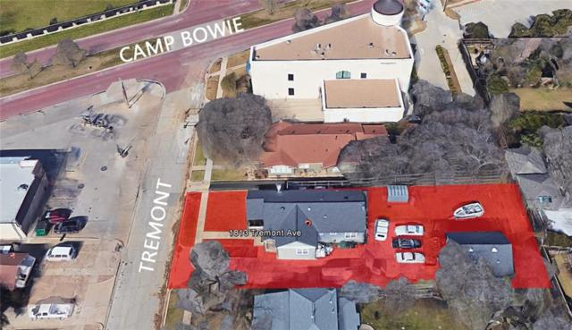 1813 Tremont Avenue, Fort Worth, TX 76107 (MLS #13862616) :: The Chad Smith Team