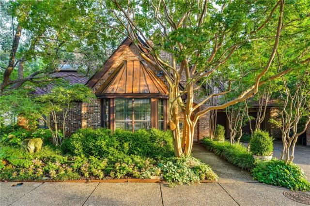 6681 Crestway Court, Dallas, TX 75230 (MLS #13862699) :: The Hornburg Real Estate Group