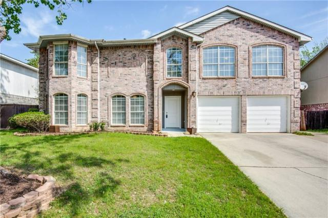 3214 Meadowview Drive, Corinth, TX 76210 (MLS #13862718) :: Baldree Home Team
