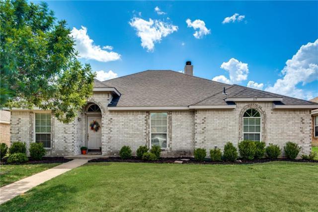 117 Clover Leaf Lane, Red Oak, TX 75154 (MLS #13862799) :: NewHomePrograms.com LLC
