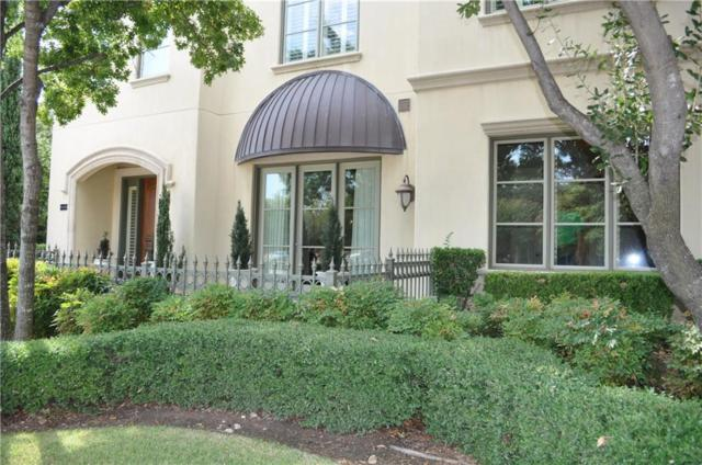 8505 Edgemere Road #102, Dallas, TX 75225 (MLS #13862886) :: Robbins Real Estate Group