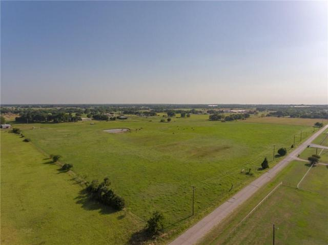 27 ac Dane Road, Pilot Point, TX 76258 (MLS #13862931) :: RE/MAX Town & Country