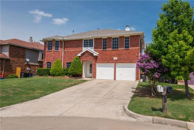 6748 Daren Drive, Fort Worth, TX 76137 (MLS #13863155) :: Magnolia Realty