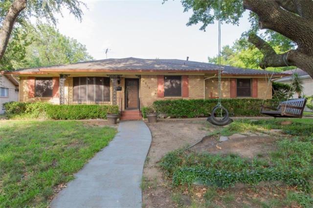 2315 Homeway Circle, Dallas, TX 75228 (MLS #13863226) :: Robbins Real Estate Group