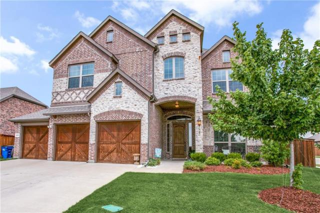 1601 Firenza Court, McLendon Chisholm, TX 75032 (MLS #13863258) :: Team Hodnett