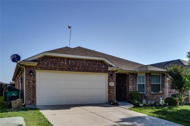 323 Crosscreek Drive, Princeton, TX 75407 (MLS #13863278) :: Magnolia Realty