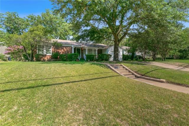 4116 Trail Lake Drive, Fort Worth, TX 76109 (MLS #13863306) :: The Chad Smith Team