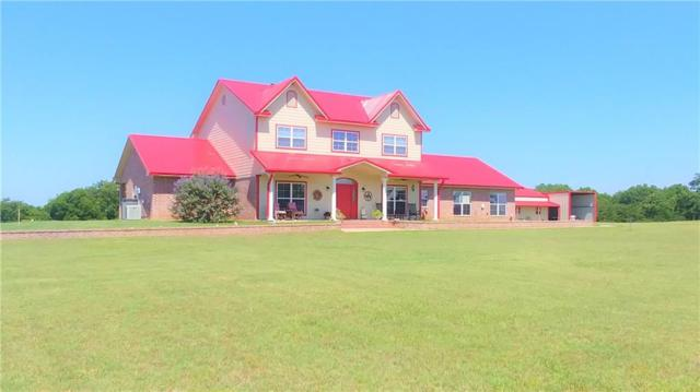 2595 Riley Road, Whitesboro, TX 76273 (MLS #13863321) :: Magnolia Realty
