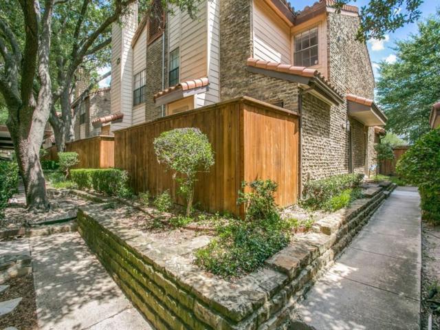 5626 Preston Oaks Road 43A, Dallas, TX 75254 (MLS #13863331) :: Kindle Realty