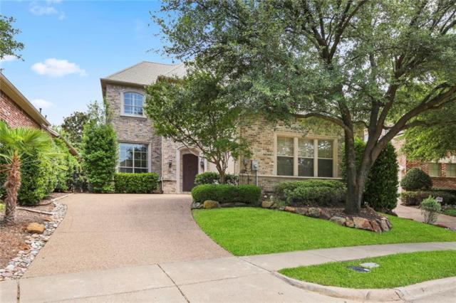 2340 Briar Court, Frisco, TX 75034 (MLS #13863345) :: Team Hodnett