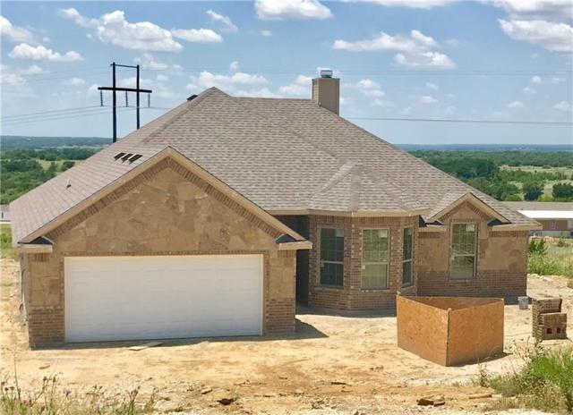 220 Timber Valley Court, Weatherford, TX 76085 (MLS #13863456) :: Team Hodnett