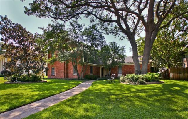 8 Vicksburg Lane, Richardson, TX 75080 (MLS #13863633) :: RE/MAX Town & Country
