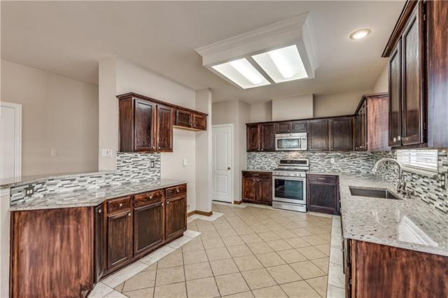4525 Highridge Drive, The Colony, TX 75056 (MLS #13863683) :: Team Hodnett