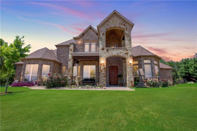 8324 Deerwood Forest Drive, Benbrook, TX 76126 (MLS #13863903) :: Team Hodnett