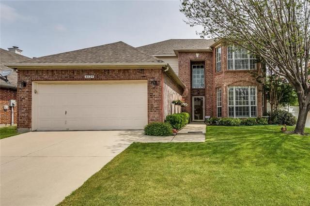 4629 Park Downs Drive, Fort Worth, TX 76137 (MLS #13864004) :: Team Hodnett