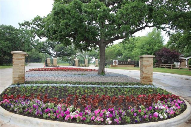 5636 Oakleigh Lane, Colleyville, TX 76034 (MLS #13864006) :: The Chad Smith Team