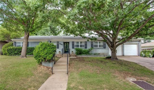 3600 Jeanette Drive, Fort Worth, TX 76109 (MLS #13864088) :: The Real Estate Station