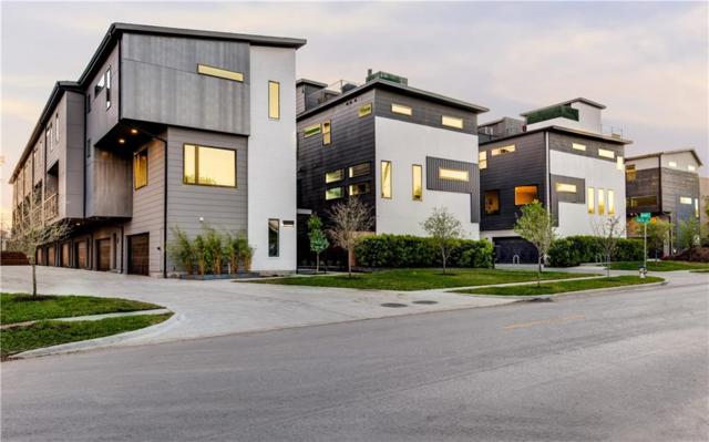 1715 Bennett Avenue #103, Dallas, TX 75206 (MLS #13864121) :: RE/MAX Landmark