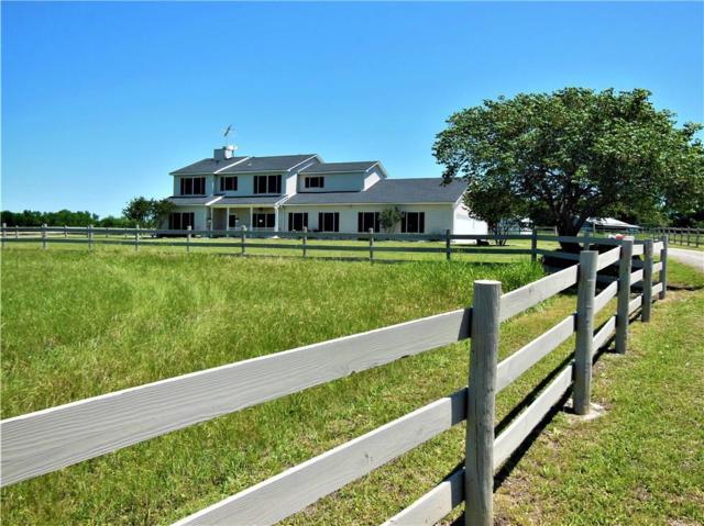 409 Hidden Trail, Van Alstyne, TX 75495 (MLS #13864140) :: RE/MAX Town & Country
