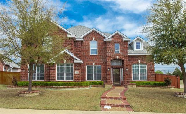 804 Rushmore Drive, Allen, TX 75002 (MLS #13864209) :: Kimberly Davis & Associates