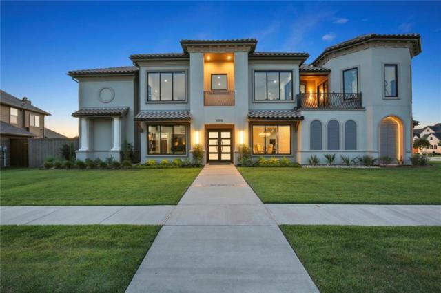 11595 La Cantera Trail, Frisco, TX 75033 (MLS #13864247) :: Team Hodnett