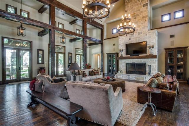 204 White Drive, Colleyville, TX 76034 (MLS #13864272) :: Team Hodnett