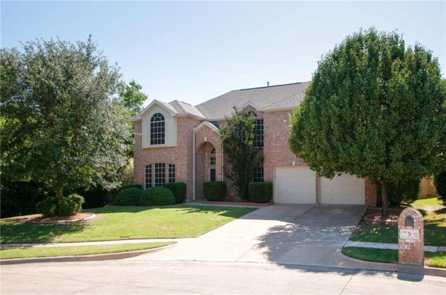 5 Brairwood Court, Mansfield, TX 76063 (MLS #13864286) :: Pinnacle Realty Team