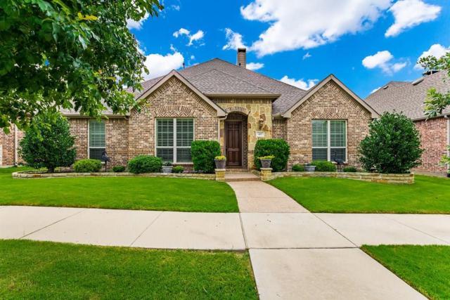 405 Glastonburg Lane, Lewisville, TX 75056 (MLS #13864400) :: Baldree Home Team