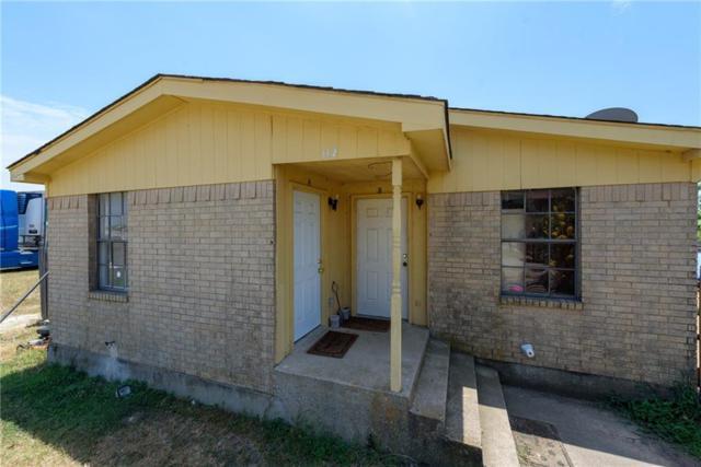 112 Arrowhead Street, Fort Worth, TX 76108 (MLS #13864426) :: Team Hodnett