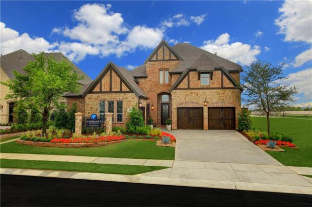 2033 Temperate Drive, Allen, TX 75013 (MLS #13864446) :: RE/MAX Town & Country
