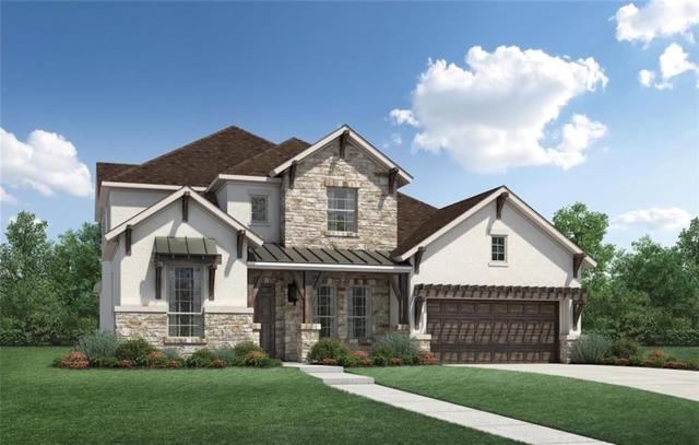 6317 Via Italia Drive, Flower Mound, TX 75077 (MLS #13864504) :: Team Hodnett