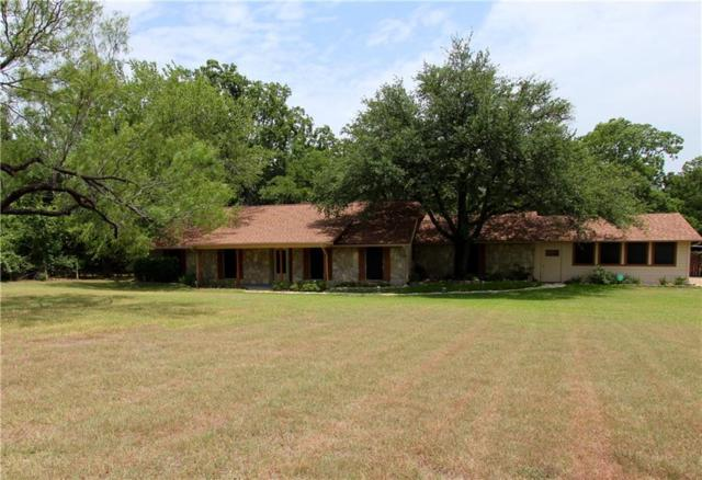 8558 Meadowbrook Drive, Fort Worth, TX 76120 (MLS #13864525) :: Magnolia Realty