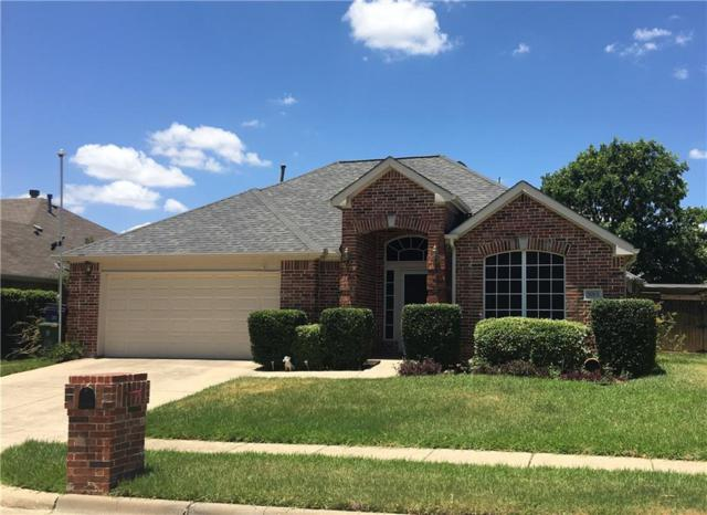 7013 Michael Drive, North Richland Hills, TX 76182 (MLS #13864528) :: Team Hodnett