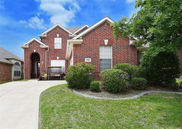 4506 Baytree Avenue, Denton, TX 76208 (MLS #13864570) :: RE/MAX Town & Country