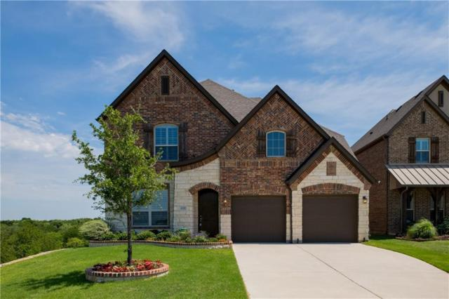 4701 Crimson Bluffs Way, Roanoke, TX 76262 (MLS #13864584) :: Team Hodnett