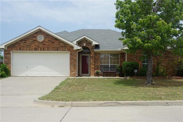 1603 Mcgarry Lane, Mansfield, TX 76063 (MLS #13864590) :: The Chad Smith Team