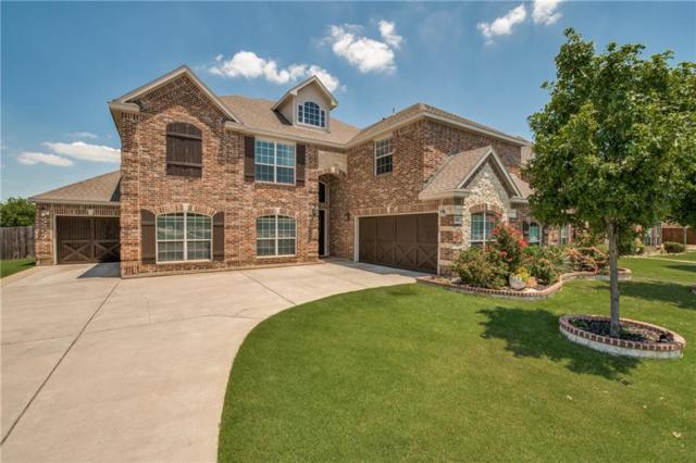 641 Lost Creek Drive, Prosper, TX 75078 (MLS #13864611) :: Pinnacle Realty Team