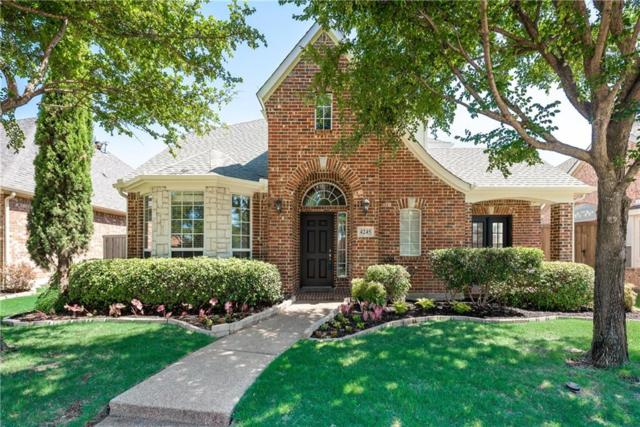 4245 Republic Drive, Frisco, TX 75034 (MLS #13864773) :: Kimberly Davis & Associates