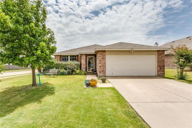 1401 Lauren Drive, Burleson, TX 76028 (MLS #13864789) :: Magnolia Realty