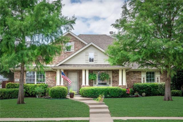 1612 Long Prairie Court, Allen, TX 75002 (MLS #13864828) :: Kimberly Davis & Associates