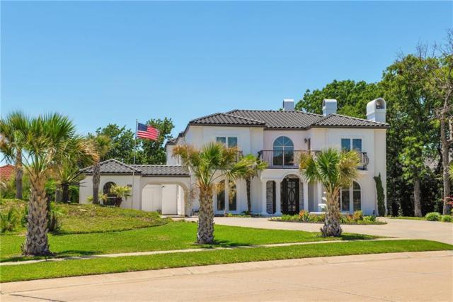 800 Tree Haven Court, Highland Village, TX 75077 (MLS #13864979) :: Baldree Home Team
