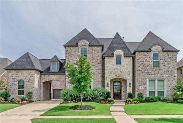 3626 Evita Drive, Frisco, TX 75034 (MLS #13864995) :: Team Hodnett