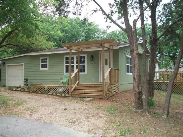 305 Adolphus Avenue, Lake Dallas, TX 75065 (MLS #13865107) :: Baldree Home Team