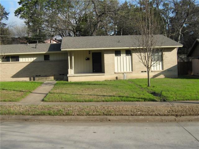 1915 Myrtlewood Drive, Dallas, TX 75232 (MLS #13865177) :: Team Hodnett