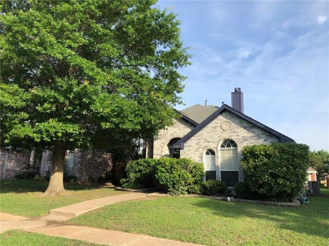 1423 Springwood Drive, Mesquite, TX 75181 (MLS #13865185) :: The Chad Smith Team