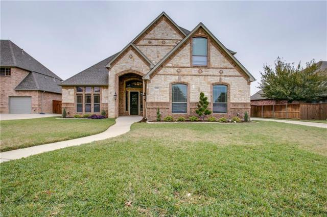 1106 Delaware Drive, Mansfield, TX 76063 (MLS #13865328) :: The Chad Smith Team