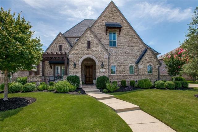 4300 Wilson Creek Trail, Prosper, TX 75078 (MLS #13865367) :: The Real Estate Station